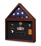 Small Display Flag Case