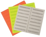 Reflective Pressure Sensitive Strips