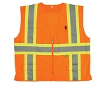 Class 2 Contrasting Safety Vest