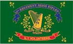 37th NY Irish Brigade Regiment USA