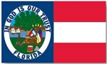 Florida Historic Flags