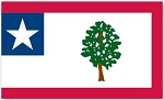 Mississippi Historic Flags