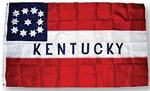 Kentucky State Flag 1863 CSA
