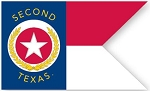 2nd Texas Calvary Guidon