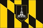 Baltimore, MD Flag