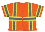 Class 3 Contrasting Safety Vest