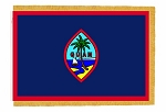 3'x5' Guam Indoor Flag