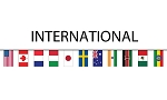 International Flag String