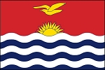 3'x5' Imported Kiribati Flag