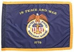 Merchant Marines Indoor Flags