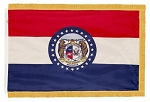 Missouri Indoor Nylon Flags