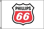 Phillips 66 3'x5' Flag