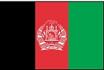3'x5' Imported Afghanistan Flag