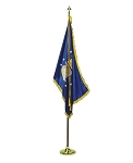 Air Force Indoor Flag Sets