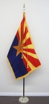 Arizona Indoor Flag Sets