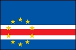 3'x5' Imported Cape Verde Flag