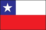 2'x3' Chile Flag