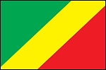 3'x5' Imported Congo Flag