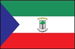 3'x5' Imported Equatorial Guinea Flag