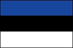 2'x3' Estonia Flag
