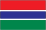 2'x3' Gambia Flag