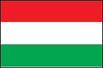 3'x5' Imported Hungary Flag