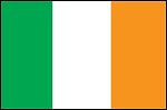 3'x5' Imported Ireland Flag
