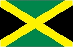 3'x5' Imported Jamaica Flag