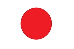 3'x5' Imported Japan Flag