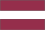 2'x3' Latvia Flag