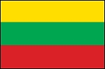 2'x3' Lithuania Flag