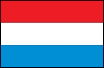 2'x3' Luxembourg Flag