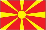 2'x3' Macedonia Flag