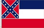 Mississippi Nylon Flags