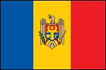 3'x5' Imported Moldova Flag
