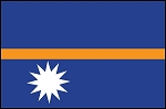 3'x5' Imported Nauru Flag