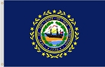 New Hampshire Nylon Flags