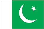 2'x3' Pakistan Flag