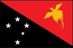2'x3' Papua New Guinea Flag