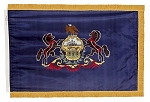 Pennsylvania Indoor Flags