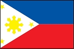 3'x5' Imported Philippines Flag