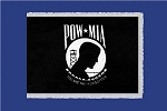 POW MIA Indoor Flags