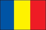 3'x5' Imported Romania Flag