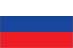 3'x5' Imported Russia Flag