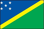 2'x3' Solomon Islands Flag