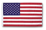 G Spec US Nylon Flag - 2.5'x4.5'