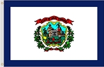 West Virginia Nylon Flags