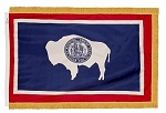 Wyoming Indoor Flags