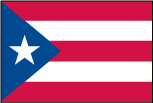 Puerto Rico Polyester Flags