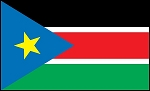 5'x8' South Sudan Flag